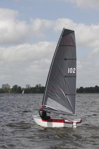 Bucket sailing design 2021